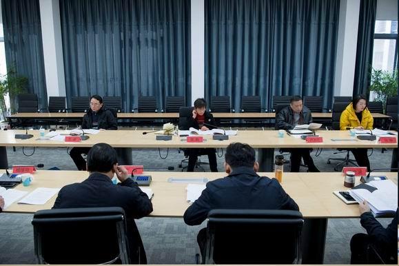市局召开2017年度党员领导干部民主生活会