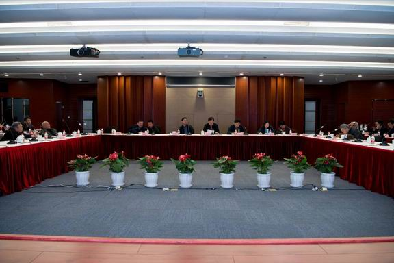 武汉市资深规划专家新春座谈会在武汉市规划研究院隆重召开