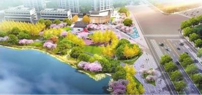 金银湖将建42公里环湖绿道 建成后市民可移步换景四季看花
