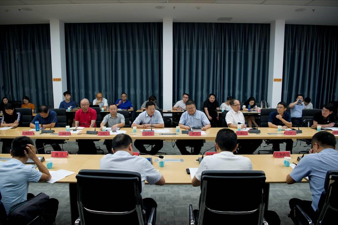 我局组织召开武汉城市仿真实验室技术联盟成立大会